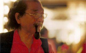 Takao Kusuno. Foto: Lenise Pinheiro