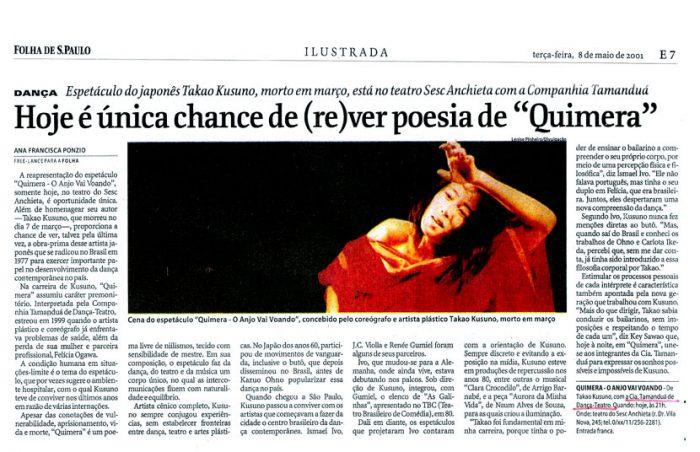 2001-0508-hoje-e-a-unica-chance-de-rever-poesia-de-quimera
