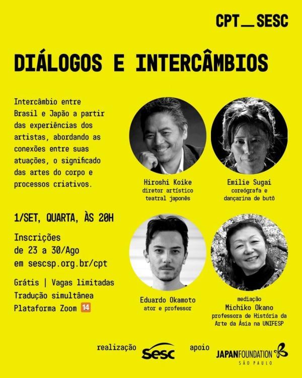 Diálogos E Intercâmbios CPT_ SESC